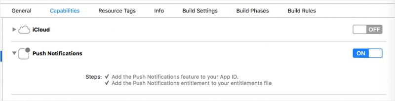 PortSIP PBX send PUSH notifications to mobile phone