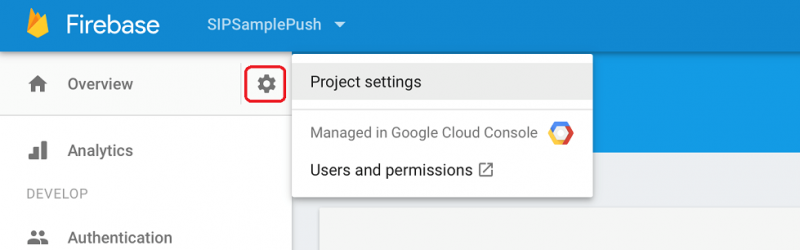 Implement the PUSH notifications in Xamarin Android App with
